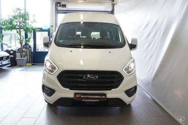 Ford Transit Custom 2