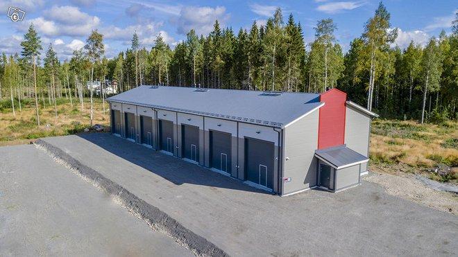 Ylöjärvi Siltatien alue Heinikontie 3 Tuotanto/var