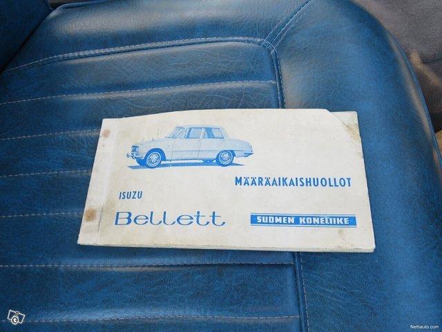 Isuzu Bellett 12