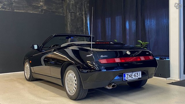 Alfa Romeo Spider 3