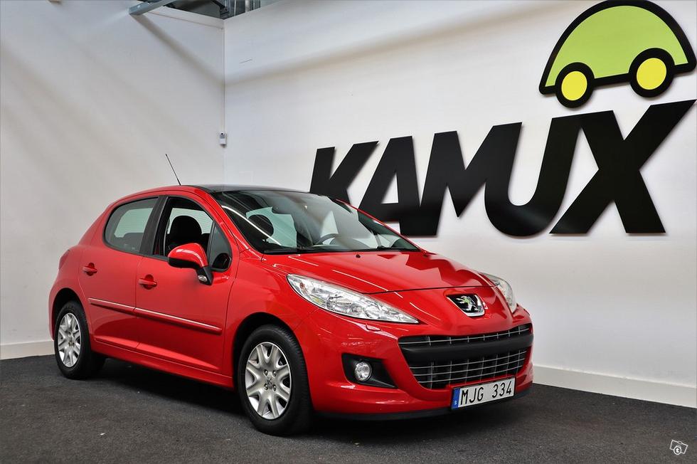 Kamux Auto Ruotsista