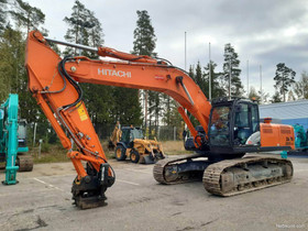 Hitachi ZX 350 LC-5 B, Maanrakennuskoneet, Työkoneet ja kalusto, Vantaa, Tori.fi