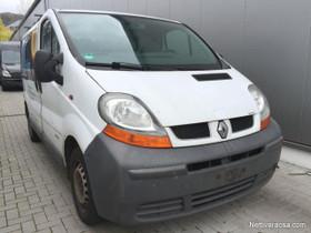 Renault trafic käytetyt ja tehdaskunnostetut moott, Autovaraosat, Auton varaosat ja tarvikkeet, Kirkkonummi, Tori.fi