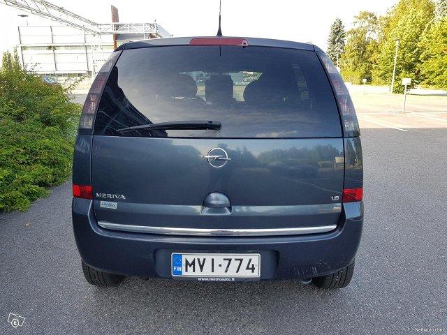 Opel Meriva 4