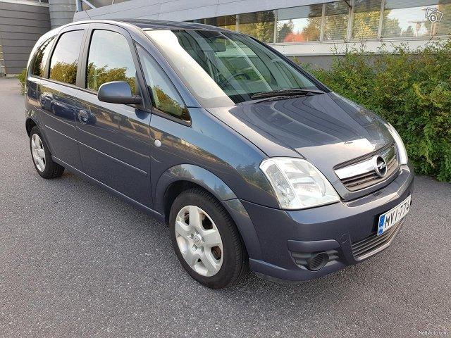 Opel Meriva 7