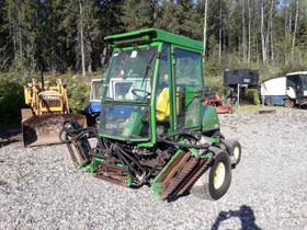 John Deere 3235A 4WD Ruohonleikkuri, Muut koneet ja tarvikkeet, Työkoneet ja kalusto, Hollola, Tori.fi