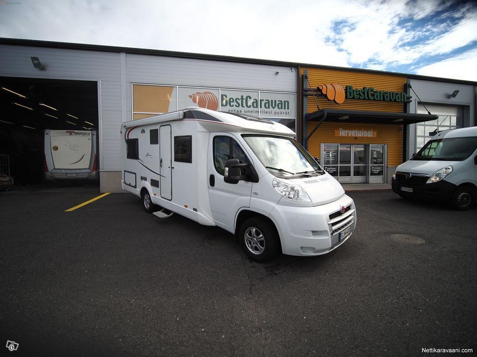 Oulu Caravan Alue
