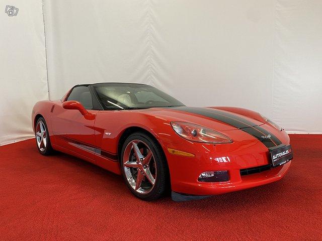 Chevrolet Corvette 1