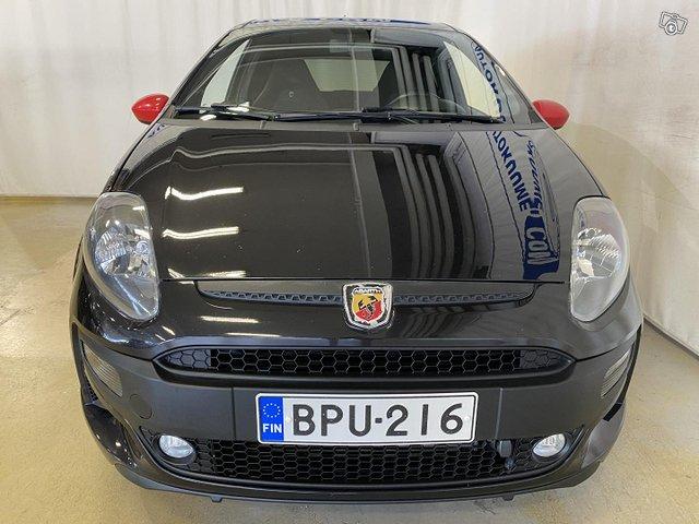 Fiat-Abarth Punto 2