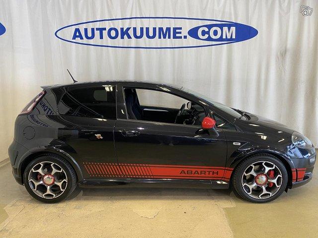 Fiat-Abarth Punto 5