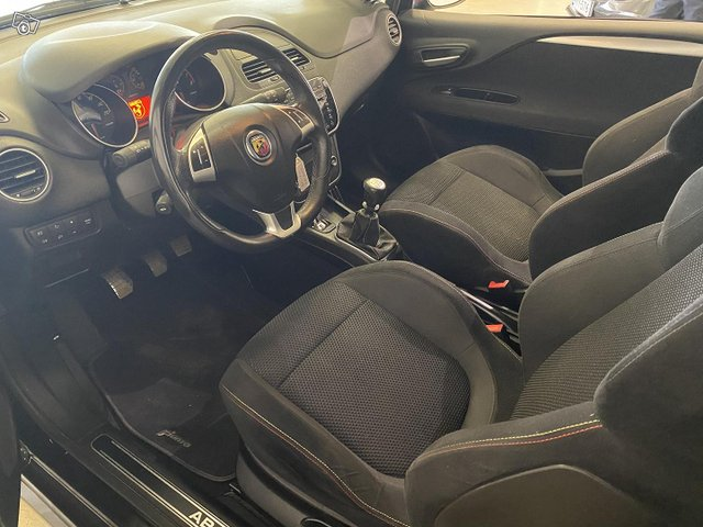 Fiat-Abarth Punto 10