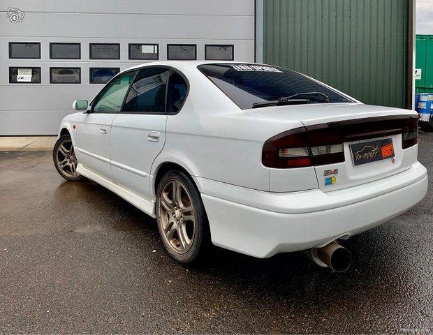 Subaru Legacy 3