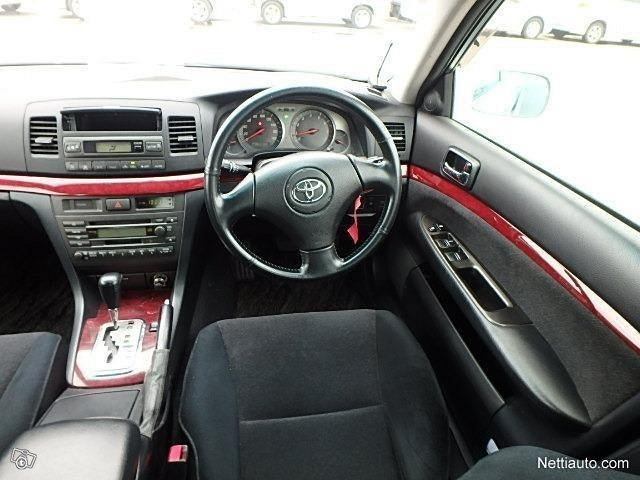 Toyota MarkII 9
