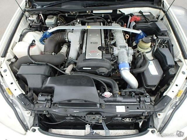 Toyota MarkII 12