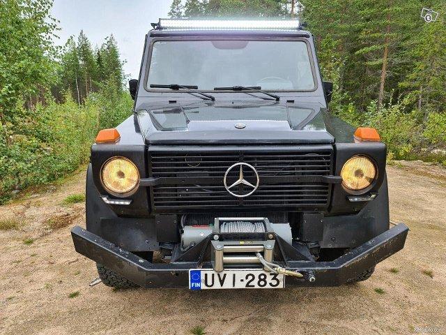 Mercedes-Benz G 9