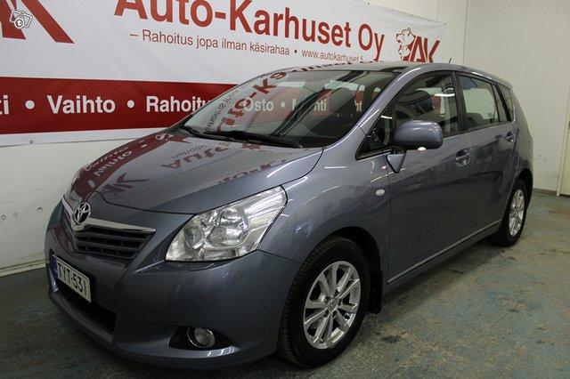 Toyota TOYOTA VERSO, kuva 1
