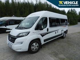 Hobby Vantana De Luxe K60 FT, Matkailuautot, Matkailuautot ja asuntovaunut, Espoo, Tori.fi