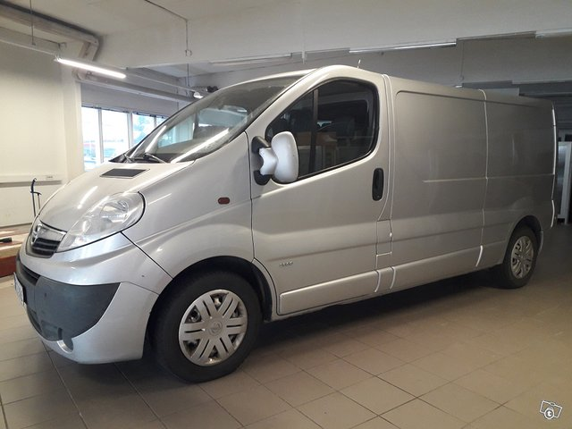 Opel VIVARO VAN
