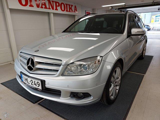 Mercedes-Benz C 200 CDI 1