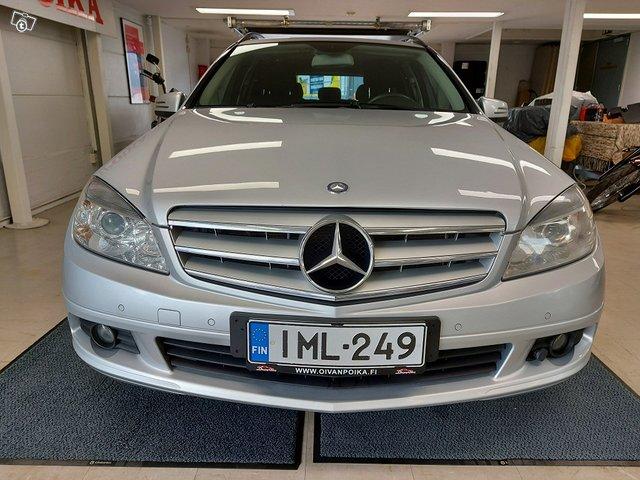 Mercedes-Benz C 200 CDI 2