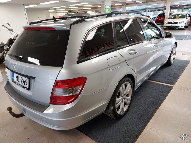 Mercedes-Benz C 200 CDI 4