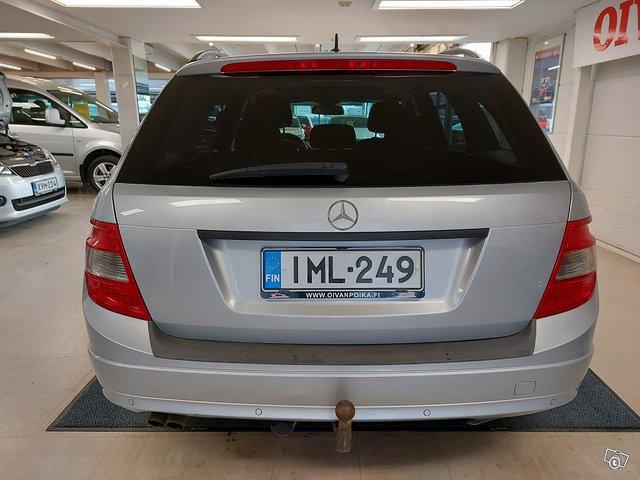 Mercedes-Benz C 200 CDI 5