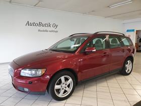 Volvo V50, Autot, Seinäjoki, Tori.fi
