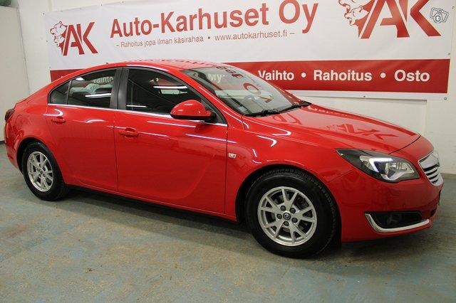 Opel INSIGNIA LIMOUSINE HB 4