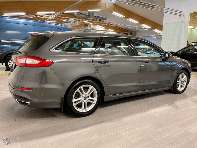Ford Mondeo 3