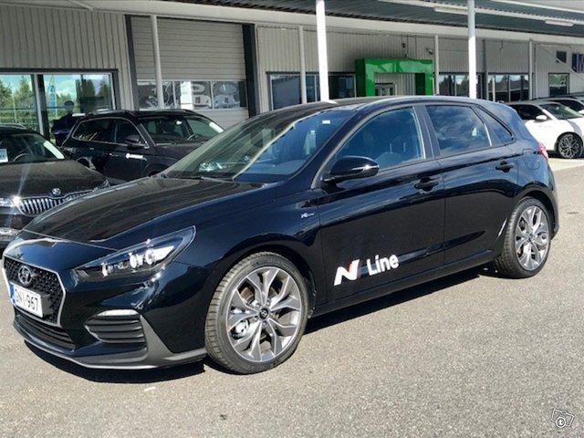 Hyundai I30 Hatchback 1