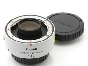 Käytetty Canon EF 1.4X III -telejatke, Kamerat, Kamerat ja valokuvaus, Turku, Tori.fi