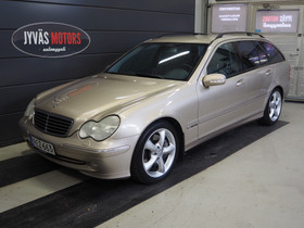 Mercedes-Benz C 200 Kompressor, Autot, Jyväskylä, Tori.fi