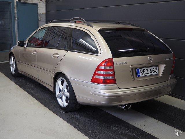 Mercedes-Benz C 200 Kompressor 3