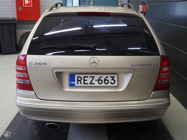 Mercedes-Benz C 200 Kompressor 4
