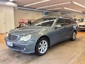 Mercedes-Benz C, Autot, Suonenjoki, Tori.fi