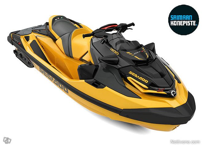 Sea-Doo RXT X RS 300 MY21