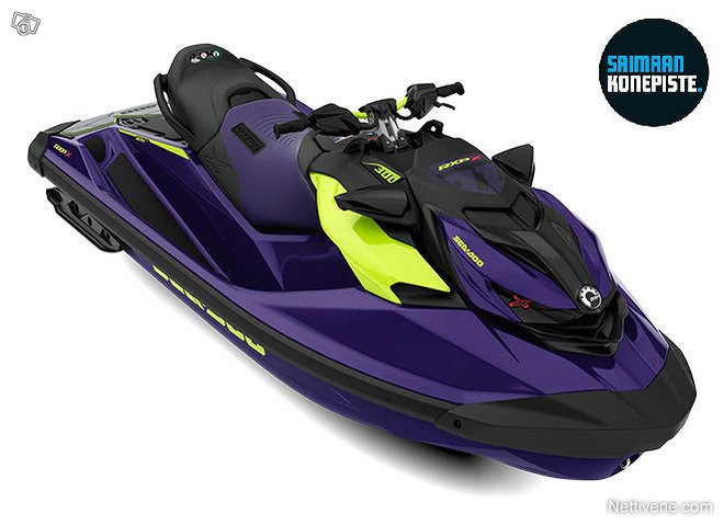 Sea-Doo RXP X RS Audio 300 MY21