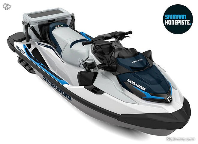 Sea-Doo GTX FISH PRO 170 MY21
