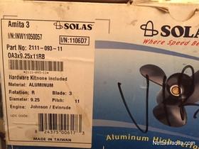 "Solas Amita 3 Potkuri EVINRUDE 9.25 X 11"", Veneen varusteet ja varaosat, Venetarvikkeet ja veneily, Hämeenlinna, Tori.fi"