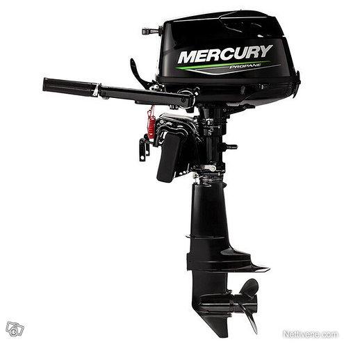 Mercury Propane FourStroke