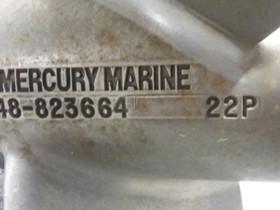 "Mercury marine bravo iii teräspotkuri 22"" 48-82366, Veneen varusteet ja varaosat, Venetarvikkeet ja veneily, Hämeenlinna, Tori.fi"