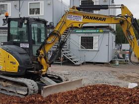 Yanmar Vio50-6A, Maanrakennuskoneet, Työkoneet ja kalusto, Helsinki, Tori.fi