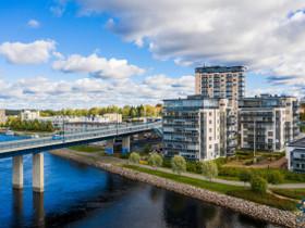 Joensuu Penttilä Jokikatu 14 4h, k, s, Myytävät asunnot, Asunnot, Joensuu, Tori.fi