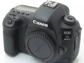 Käytetty Canon EOS 5D Mark IV, Kamerat, Kamerat ja valokuvaus, Turku, Tori.fi