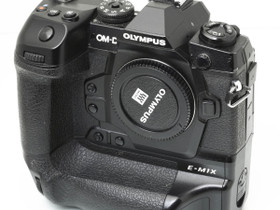 Käytetty Olympus OM-D E-M1X, Kamerat, Kamerat ja valokuvaus, Turku, Tori.fi