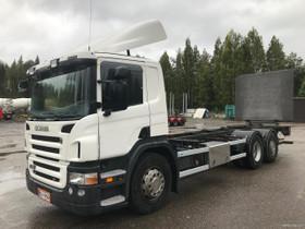 Scania P420, Kuljetuskalusto, Työkoneet ja kalusto, Viitasaari, Tori.fi