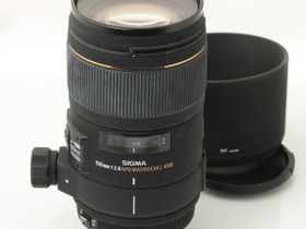 Käytetty SIGMA EOS 150mm f/2.8 EX DG HSM, Objektiivit, Kamerat ja valokuvaus, Turku, Tori.fi