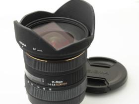 Käytetty SIGMA EOS 10-20mm f/4-5.6 EX DC HSM, Objektiivit, Kamerat ja valokuvaus, Turku, Tori.fi
