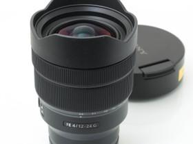 Käytetty Sony FE 12-24mm f/4 G, Objektiivit, Kamerat ja valokuvaus, Turku, Tori.fi