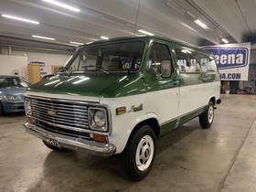 Chevrolet Chevy Van, Kuljetuskalusto, Työkoneet ja kalusto, Tuusula, Tori.fi